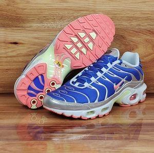 "Women's Nike Air Max Plus ""Ultraman"" Blue Metallic"